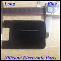 Customized Silicone Card Holder with 3M Sticker