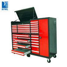 RYWL new design metal economic workbench garage tool chest roller cabinet