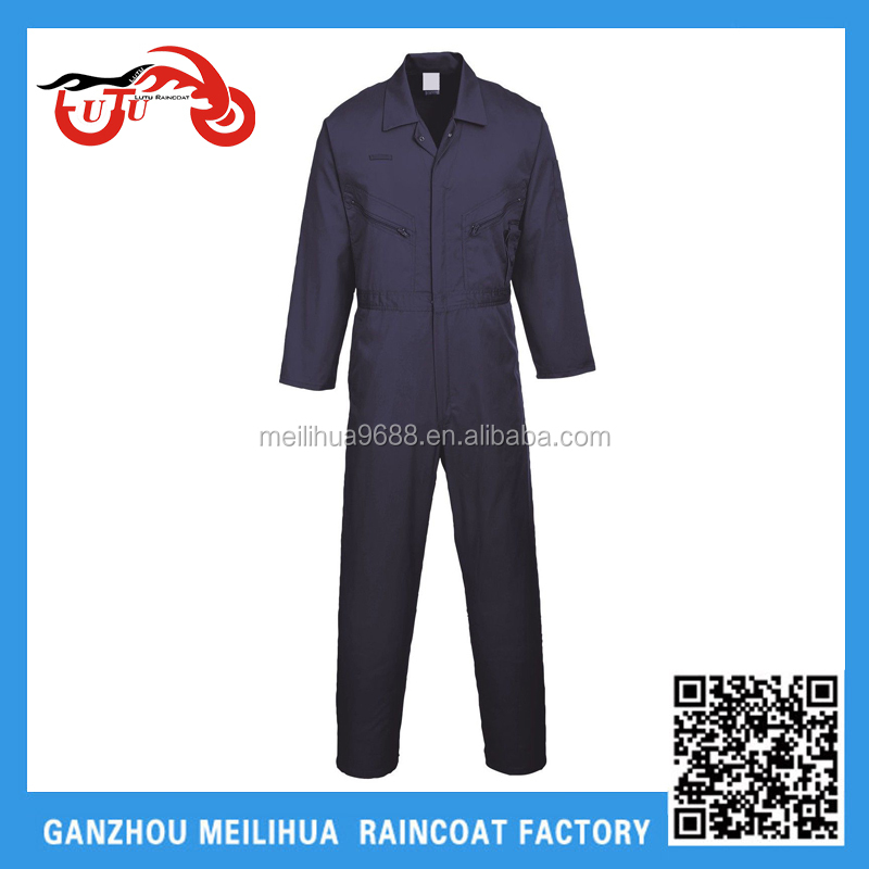 OEM Waterproof Navy Construction Workwear Overalls