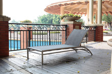 portable folding beach chaise sun lounge chair
