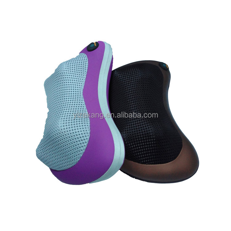 New product auto car massage cushion, vibrating back massage lumbar cushion,car vibrating massage seat cushion