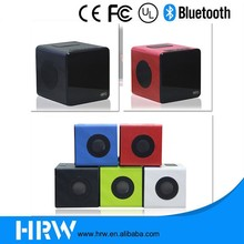 Mini Best Small NFC touch LED screen Bluetooth Speaker wireless mp3 speaker portable bluetooth speaker