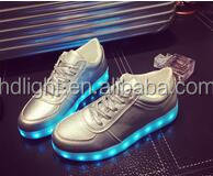 Blinking magic color 3528SMD for Running Shoes Led Sneakers