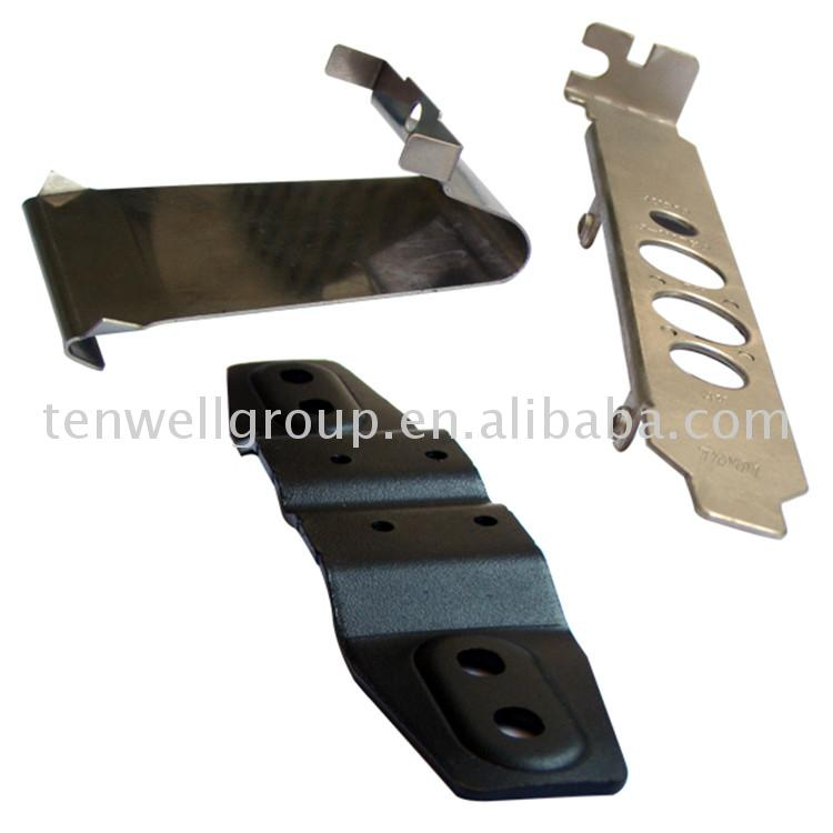 High quality machine grade anodized aluminium foil stamping parts manufacturer