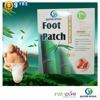 Detox Foot Patch with 100% natural ingredients, excellent value for money