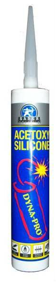 Dyna-Pro Acetoxy Silicone Sealants