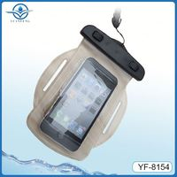 100% waterproof flip waterproof case for iphone 5