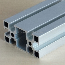 shanghai aluminum extrusions factory make l shape aluminum profile for showcase