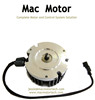 Mac High Power Density motor body parts