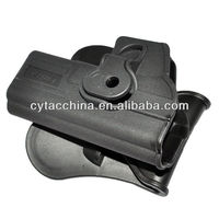 firearm holsters for police and personal use