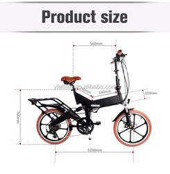 YIFEI/OEM electric start pocket bike with bafang electric bike motor