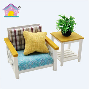 Diy design dollhouse furniture,custom dollhouse furniture wholesale 1/18 scale