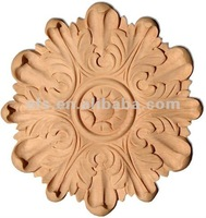 2015 Architectural wood carvings like corbels, brackets, appliques and carved rosettes