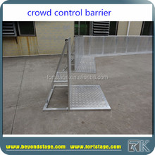 portable concert event safty road barrier/Guardrail Barrier