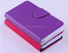 Shizi Texture PU Leather Flip Case for LG G2