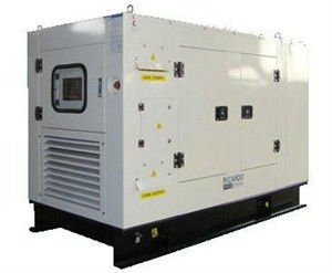 Ricardo 11kVA silent gen-set with functions of auto start and protective shutdown