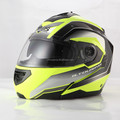 2017 fashion designed flip-up with high quality safety helmet (ECE&DOTcertification)