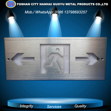 aluminium fabrication job work products for decoration material