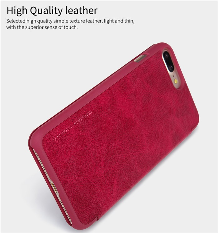 Nillkin Sparkle Series PU Leather + PC Frame Case for iPhone 7 Accessory, for iPhone 7 Nillkin Case