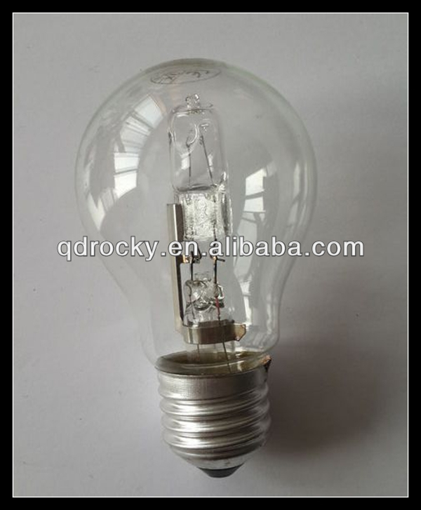 ECO 72W 42W Energy saving halogen lamp A55 A60