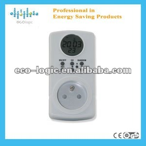 Dongguan yigao countdown digital timer switch 20 programs setting