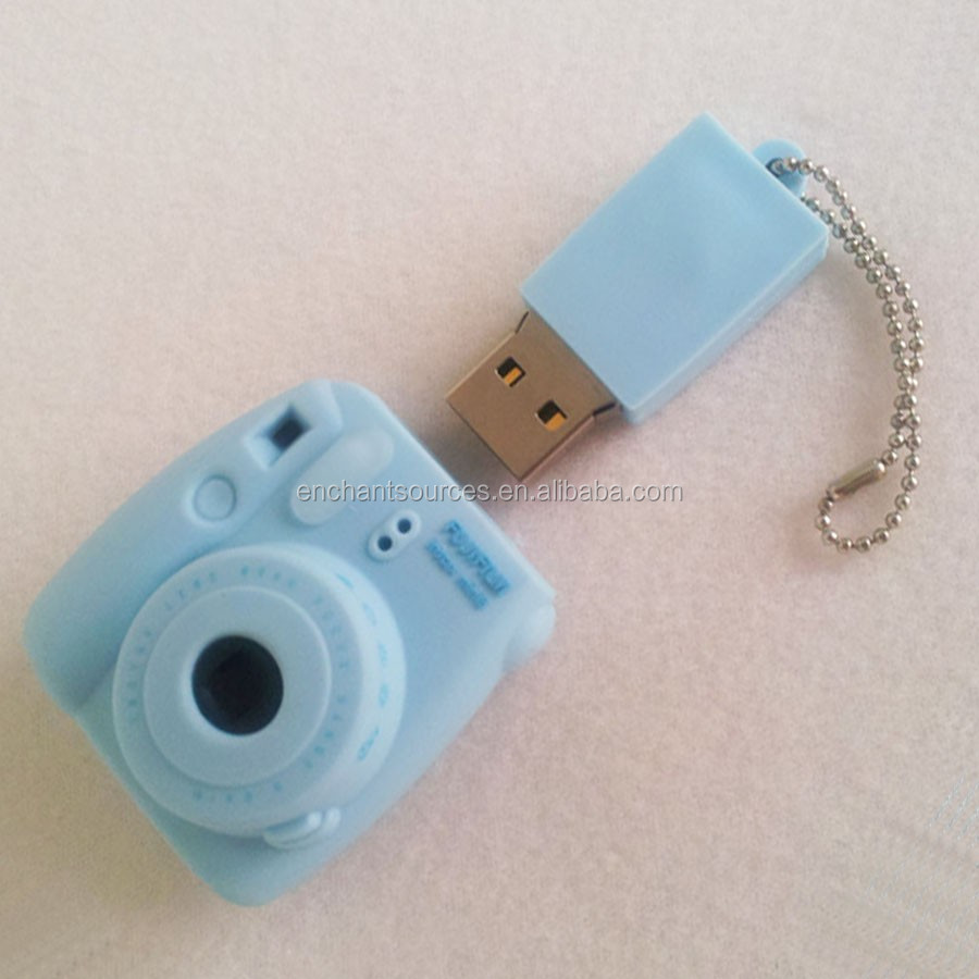 2015 Newest product camera shaped usb flash drive with best gift