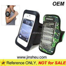 Wholesale promotional gift marathon jogging mobile phone arm bags