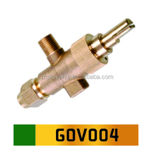 gas safety control valve for cooker/burner/oven