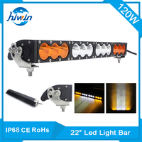 Hiwin 22inch 120w off road light bar tow truck led light bar