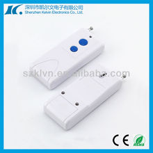 Adjustable frequency 1000m 2-button gates remote controls KL1000-2