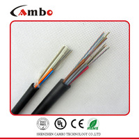 ISO/ROHS/CE Approved multi pairs SM/MM fiber optic cable gyty