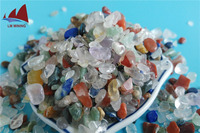 Mixed Colour Crystal Stones for Healing , Meditation and Decoration