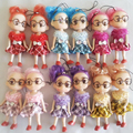 cute ddung doll mobile cell phone backpack keychain