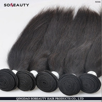 Best Vendor On Aliexpress No Tangle Soft Smooth Premium Quality 100% natural indian human hair price list