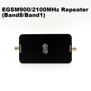 EGSM900/2100MHz (Band8/Band1) Dual Band Mobile Phone Signal Repeater