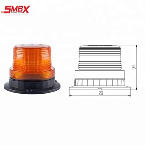 DC 10-110v LED warning light Forklift LED strobe beacon light