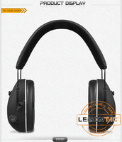Tactical Ear Muff (Electronic Control) With Voice Processing Chip In The Earphone For Military