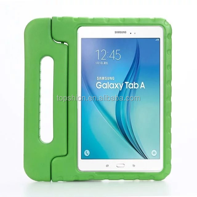 Wholesale New Arrival For Samsung Galaxy Tab A 10.1 Case Tablet EVA Kids Proof Case Cover With Handle