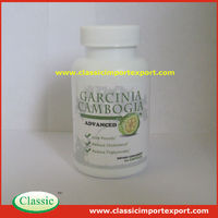 GMP Certificated Halal Garcinia cambogia weight loss diet pills private label in bottles
