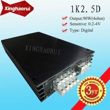 5 Channel Car Amplifier Class D Auto Audio System
