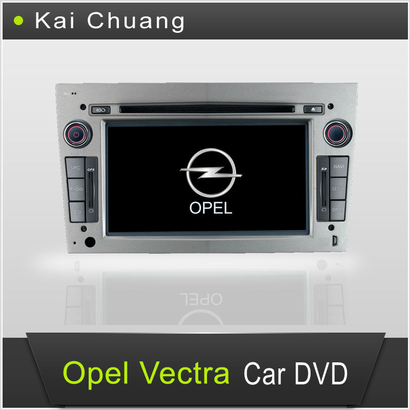 Stylish Opel Vectra Car Radio TV DVD GPS Navigation
