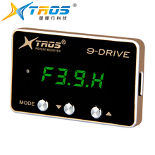 car parts manufacturing potent booster electric car conversion kit throttle controller for toyota land cruiser, ford mustang