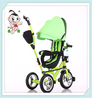 2016 new model super big pedal tricycle for baby for 1-4years old with high quality