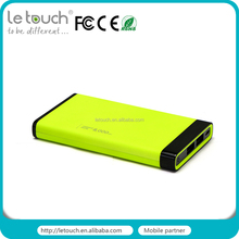 2016 power bank 5000/8000/12000/15000mAh with LCD display for mobile phone