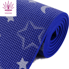Tigerwings 5mm per custom printed yoga mat
