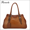 2016 Commercial custom womens large tote bag 100% genuine leather handbag for ladies custom