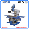 China Universal Rotary Head vertical Milling Machine Price ZX6336B