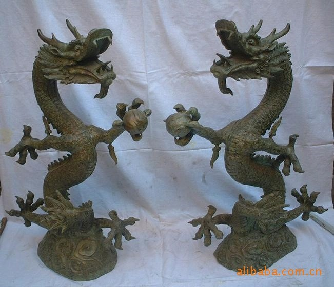 Dragon Garden Sculpture   Buy Dragon Garden Sculpture,Garden Sculptures For  Sale,Bronze Chinese Dragon Statue Product On Alibaba.com