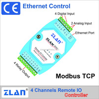 ZLAN6042 Network Remote IO Controller With