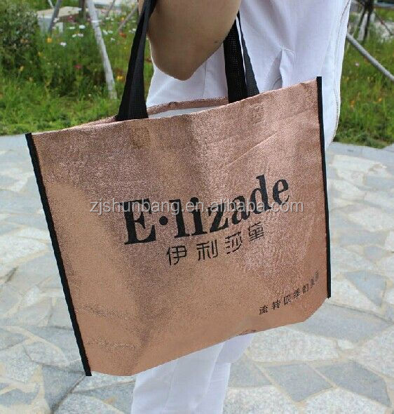 cheap small tote non woven bag custom printed non woven bag pp non woven 6 bottle wine carrier bag
